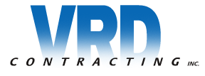 VRD Contracting Logo
